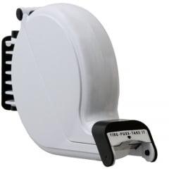 Distribuidor / expendedor / dispensador de senha Bico de pato Cor: BRANCO