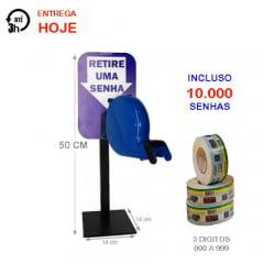 | SP CAPITAL ENTREGA EXPRESSA | Kit TiraSenha Pedestal de Balcão